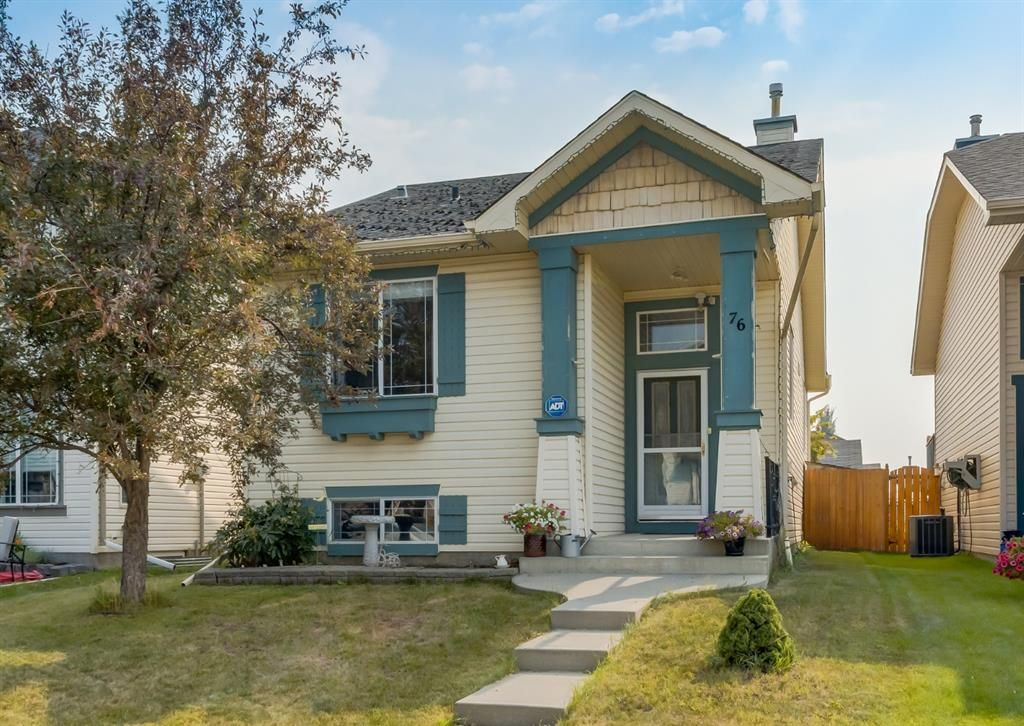 Main Photo: 76 Bridleridge Gardens SW in Calgary: Bridlewood Detached for sale : MLS®# A1134519