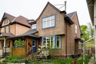 Photo 2: 141 Walnut Street in Winnipeg: Wolseley Residential for sale (5B)  : MLS®# 202112637