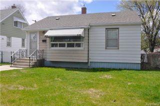 Photo 1: 454 Kildarroch Street in Winnipeg: Sinclair Park Residential for sale (4C)  : MLS®# 1711503