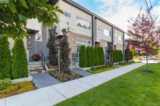 Photo 1: 3 21 Ontario St in VICTORIA: Vi James Bay Row/Townhouse for sale (Victoria)  : MLS®# 797223