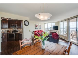"Photo 3: # 603 408 LONSDALE AV in North Vancouver: Lower Lonsdale Condo for sale in ""The Monaco"" : MLS®# V1030709"