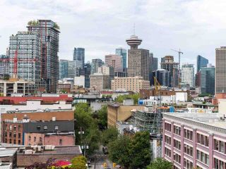 """Photo 7: 807 168 POWELL Street in Vancouver: Downtown VE Condo for sale in """"Smart"""" (Vancouver East)  : MLS®# R2587913"""