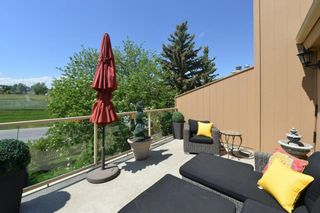 Photo 32: 18 1220 Prominence Way SW in Calgary: Patterson Row/Townhouse for sale : MLS®# A1133893