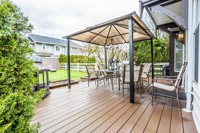 """Photo 16: Photos: 49 12099 237 Street in Maple Ridge: East Central Townhouse for sale in """"GABRIOLA"""" : MLS®# R2153314"""
