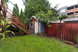 Photo 27: 3323 W 10TH Avenue in Vancouver: Kitsilano House for sale (Vancouver West)  : MLS®# V859119