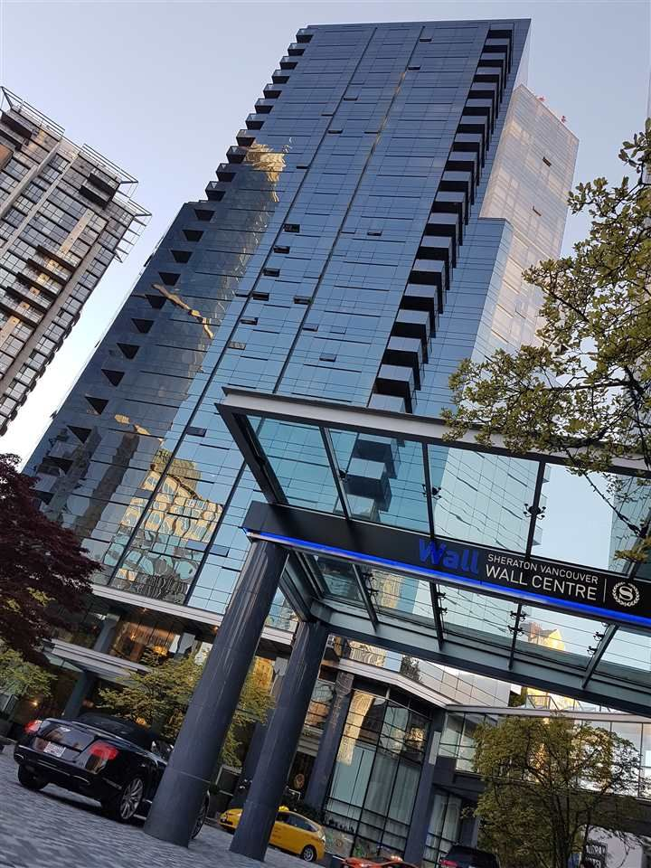 Main Photo: 806 1050 BURRARD STREET in Vancouver: Downtown VW Apartment/Condo for sale (Vancouver West)  : MLS®# R2160903