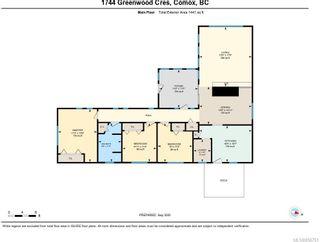 Photo 10: 1744 Greenwood Cres in : CV Comox Peninsula House for sale (Comox Valley)  : MLS®# 856751