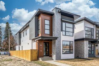 Photo 2: 615 19 Avenue NW in Calgary: Mount Pleasant Detached for sale : MLS®# A1108206