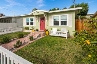 Photo 1: NORMAL HEIGHTS House for sale : 2 bedrooms : 3614 Monroe Ave in San Diego