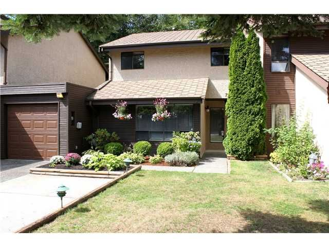 """Main Photo: 7105 CAMANO Street in Vancouver: Champlain Heights Townhouse for sale in """"SOLAR WEST"""" (Vancouver East)  : MLS®# V907945"""