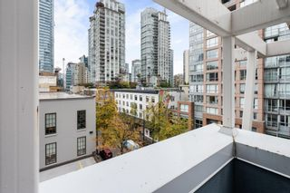 """Photo 23: 420 933 SEYMOUR Street in Vancouver: Downtown VW Condo for sale in """"The Spot"""" (Vancouver West)  : MLS®# R2624826"""