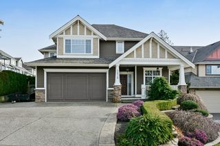 """Photo 1: 5878 165 Street in Surrey: Cloverdale BC House for sale in """"BELL RIDGE ESTATES"""" (Cloverdale)  : MLS®# F1432063"""