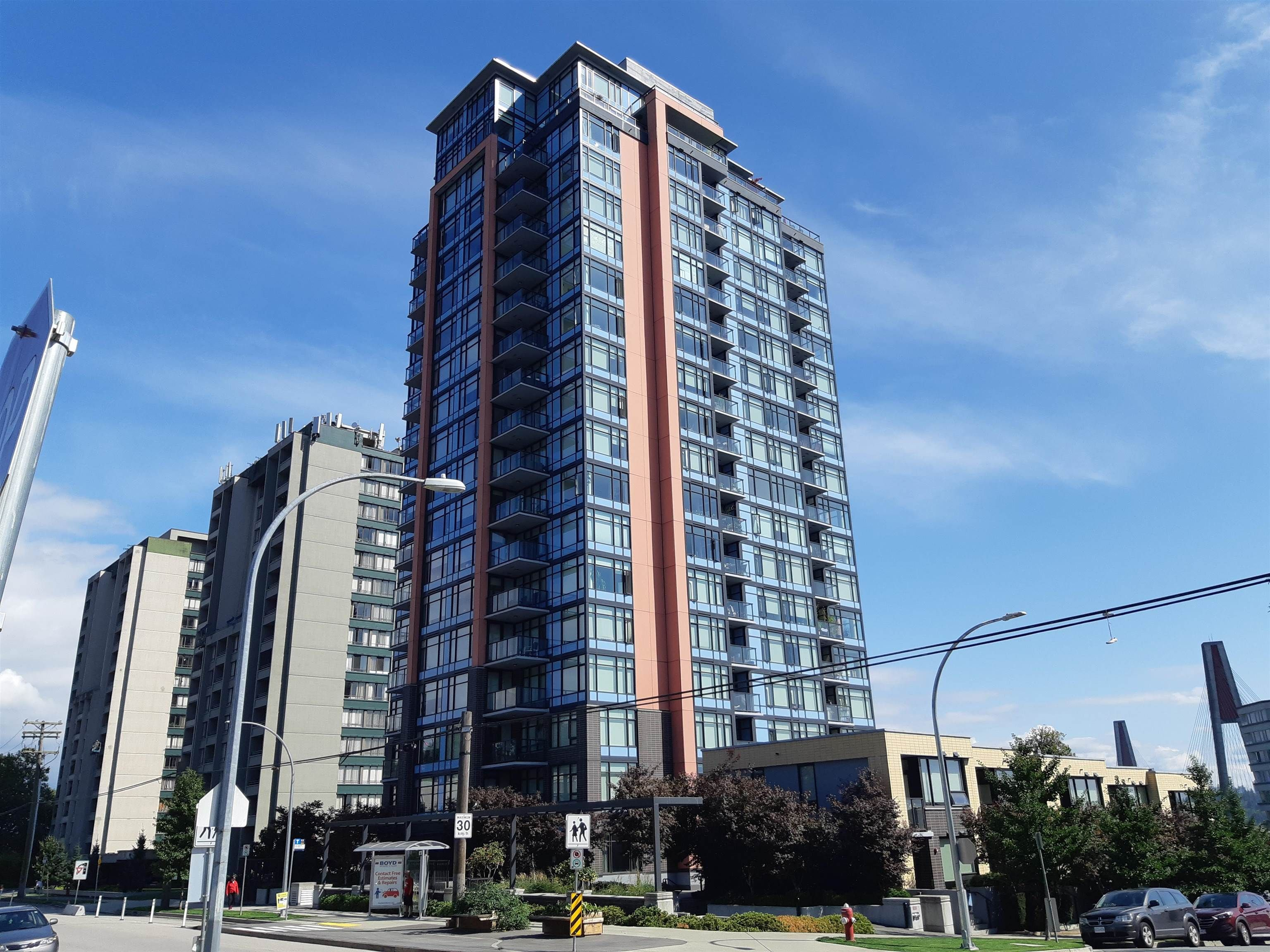 Main Photo: 1305 188 AGNES Street in New Westminster: Downtown NW Condo for sale : MLS®# R2615563