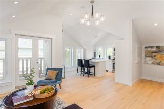"""Photo 4: 1851 W 15TH Avenue in Vancouver: Kitsilano Townhouse for sale in """"Craftsman Collection II"""" (Vancouver West)  : MLS®# R2487565"""