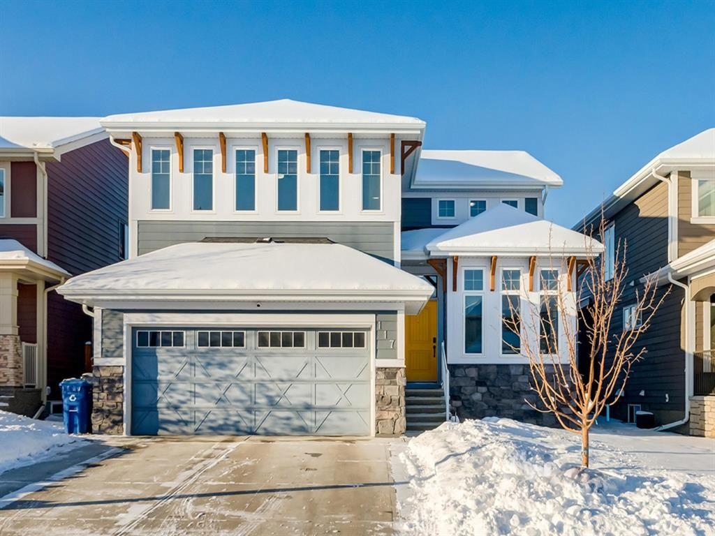 Main Photo: 117 Auburn Shores Way SE in Calgary: Auburn Bay Detached for sale : MLS®# A1066461