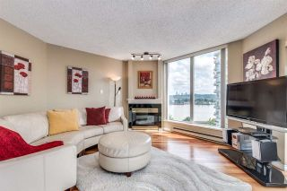 """Photo 1: 1107 71 JAMIESON Court in New Westminster: Fraserview NW Condo for sale in """"PALACE QUAY"""" : MLS®# R2475178"""
