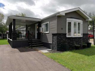 Photo 1: 78 Willow Park Estates: Leduc Mobile for sale : MLS®# E4260250