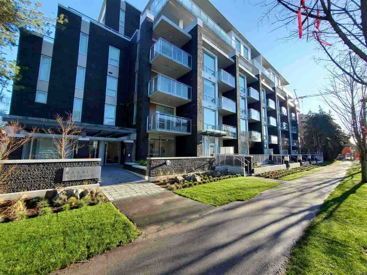 "Main Photo: 205 5058 CAMBIE Street in Vancouver: Cambie Condo for sale in ""BASALT By Pennyfarthing Homes"" (Vancouver West)  : MLS®# R2562117"