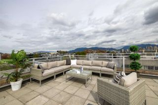 """Photo 22: PH610 1540 W 2ND Avenue in Vancouver: False Creek Condo for sale in """"The Waterfall Building"""" (Vancouver West)  : MLS®# R2580752"""