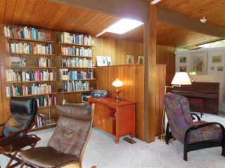 Photo 7: 5758 CRANLEY Drive in West Vancouver: Eagle Harbour House for sale : MLS®# R2141915