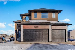 Photo 1: 503 Burgess Crescent in Saskatoon: Rosewood Residential for sale : MLS®# SK839038
