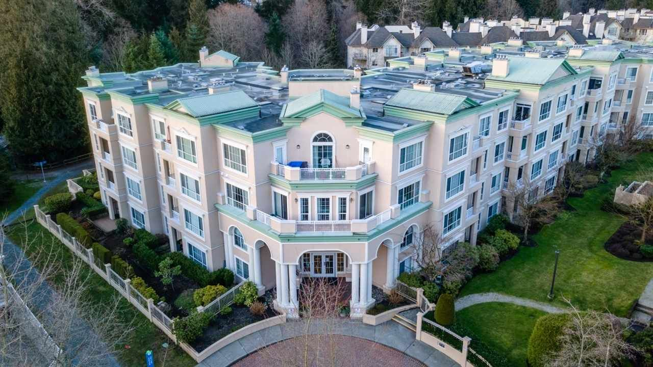"""Main Photo: 204 2985 PRINCESS Crescent in Coquitlam: Canyon Springs Condo for sale in """"PRINCESS GATE"""" : MLS®# R2541013"""