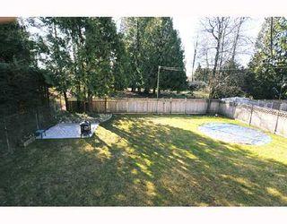 Photo 10: 20842 MCFARLANE Avenue in Maple_Ridge: Southwest Maple Ridge House for sale (Maple Ridge)  : MLS®# V691817