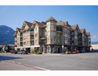 """Photo 9: 304 38003 SECOND Avenue in Squamish: Downtown SQ Condo for sale in """"SQUAMISH POINTE"""" : MLS®# V740694"""