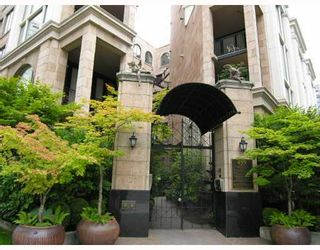 """Photo 2: 602 1280 RICHARDS Street in Vancouver: Downtown VW Condo for sale in """"THE GRACE RESIDENCES"""" (Vancouver West)  : MLS®# V776467"""