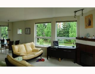 """Photo 2: 310 6888 SOUTHPOINT Drive in Burnaby: South Slope Condo for sale in """"CORTINA"""" (Burnaby South)  : MLS®# V714781"""