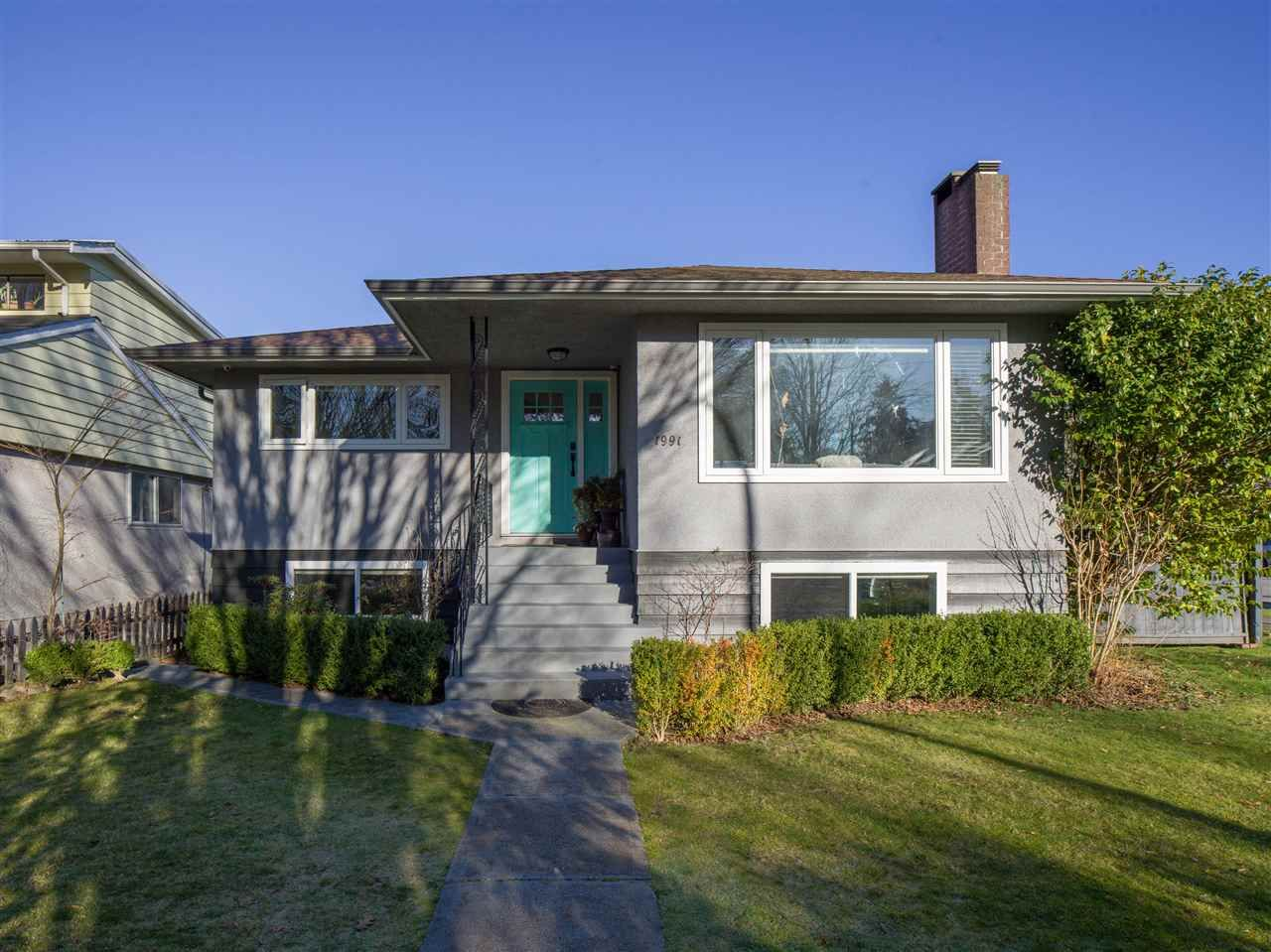 Main Photo: 1991 E 2ND Avenue in Vancouver: Grandview Woodland House for sale (Vancouver East)  : MLS®# R2541258