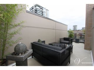 Photo 9: # PH2 1288 CHESTERFIELD AV in North Vancouver: Central Lonsdale Condo for sale : MLS®# V990809