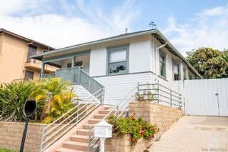 Photo 1: SAN DIEGO House for sale : 2 bedrooms : 1145 22nd St