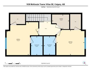 Photo 34: 1038 Mckenzie Towne Villas SE in Calgary: McKenzie Towne Row/Townhouse for sale : MLS®# A1086288