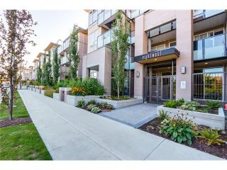 """Photo 1: 221 55 EIGHTH Avenue in New Westminster: GlenBrooke North Condo for sale in """"EIGHTWEST"""" : MLS®# R2341596"""
