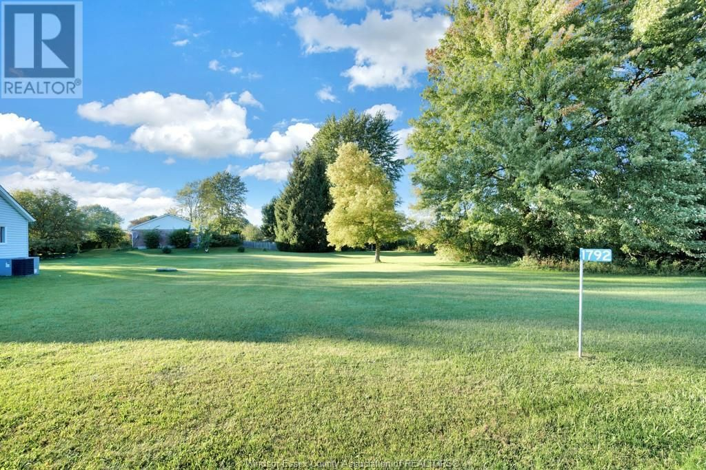 Main Photo: 1792 CONCESSION DRIVE in Newbury: Vacant Land for sale : MLS®# 21018182