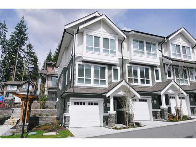 "Main Photo: 114 1460 SOUTHVIEW Street in Coquitlam: Burke Mountain Townhouse for sale in ""CEDAR CREEK"" : MLS®# V940552"