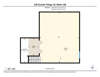 Photo 42: 230 Grandin Village: St. Albert Townhouse for sale : MLS®# E4234978