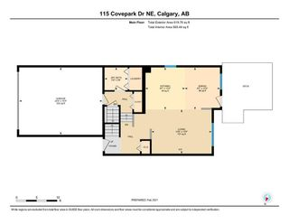 Photo 33: 115 COVEPARK Drive NE in Calgary: Country Hills Detached for sale : MLS®# A1071708