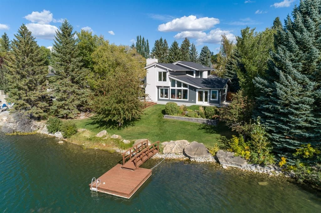 12215 Lake Louise Way SE, one of the largest lots on the lake; 0.31 acres!