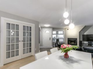 """Photo 3: 13 1350 W 6TH Avenue in Vancouver: Fairview VW Condo for sale in """"Pepper Ridge"""" (Vancouver West)  : MLS®# R2141623"""