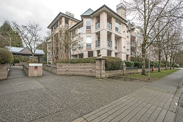 """Main Photo: 203 2435 WELCHER Avenue in Port Coquitlam: Central Pt Coquitlam Condo for sale in """"STERLING CLASSIC"""" : MLS®# R2026872"""