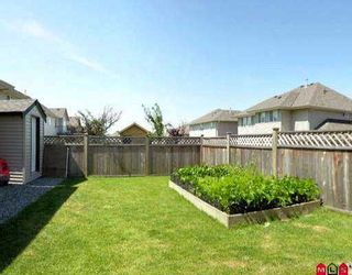 """Photo 7: 27967 BUFFER CR in Abbotsford: Aberdeen House for sale in """"West Abbotsford Station"""" : MLS®# F2517088"""