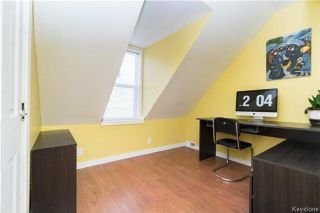 Photo 13: 603 Simcoe Street in Winnipeg: West End Residential for sale (5A)  : MLS®# 1728268