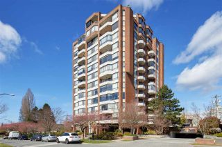 Main Photo: 1004 2189 W 42ND Avenue in Vancouver: Kerrisdale Condo for sale (Vancouver West)  : MLS®# R2558473