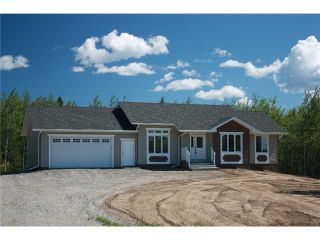 Photo 1: 7970 PARSNIP Road in Prince George: Pineview House for sale (PG Rural South (Zone 78))  : MLS®# N203306