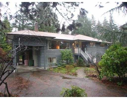 Main Photo: 3162 BEWICKE Ave in North Vancouver: Delbrook House for sale : MLS®# V627003