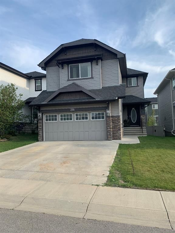 Main Photo: 318 Kingsbury View SE: Airdrie Detached for sale : MLS®# A1080958