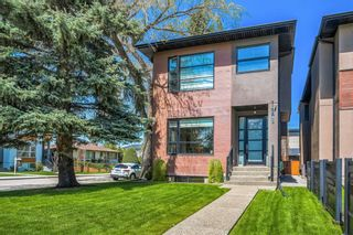 Main Photo: 3542 7 Avenue SW in Calgary: Spruce Cliff Detached for sale : MLS®# A1129692