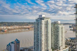 Photo 4: 3310 888 CARNARVON Street in New Westminster: Downtown NW Condo for sale : MLS®# R2559096